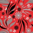 Abstract seamless floral pattern — Zdjęcie stockowe #32864853