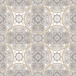 Stock Photo: Beige abstract seamless lace pattern
