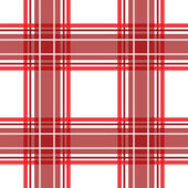 Red checkered seamless pattern repeat — Stock Photo