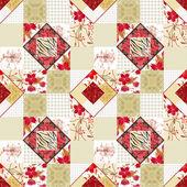 Mosaico sin fisuras textura de fondo — Foto de Stock