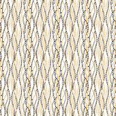 Texture seamless pattern punteggiato su bianco — Foto Stock