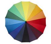 Färgglada paraply — Stockfoto