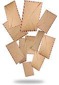 Envelopes — Stockfoto