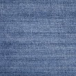 Jeans texture background — Stock Photo