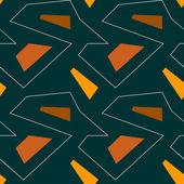 Абстрактный бесшовный фон геометрический вектор — Cтоковый вектор