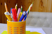 School utensils — Stock fotografie
