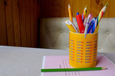 School utensils — Foto Stock
