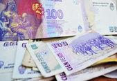 Argentine pesos — Stock Photo