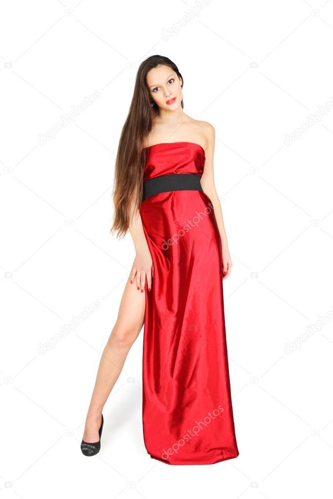 cute red dress girls - photo #14