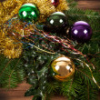 Christmas decorations — Stock Photo #36126779