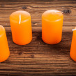 Advent candles — Stock Photo #36127817
