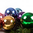 Christmas decorations — Stock Photo #36214887