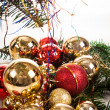 Christmas decorations — Stock Photo #36220307