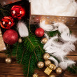 Christmas decorations — Stock Photo #36579349