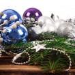 Christmas decorations — Stock Photo #36579949