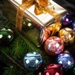 Christmas decorations — Stockfoto