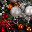 Christmas decorations — Stock Photo #36586083