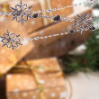 Christmas decorations — Stock Photo #36587835