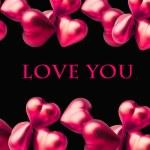 St.Valentines heart — Stock Photo