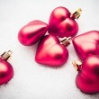 St.Valentines heart — Stock Photo
