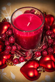 St.valentines corazón — Foto de Stock