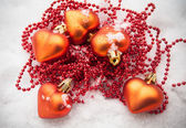 сердце св.валентина — Стоковое фото