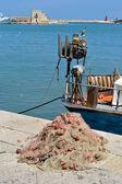 Sieć rybacka — Zdjęcie stockowe