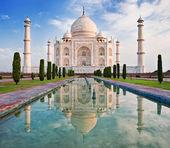 Taj Mahal — Стоковое фото