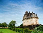 Temples of Khajuraho — Stock Photo