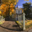 Pushkin's Autumn — Stock Photo #32917683