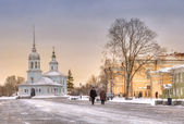 In Vologda — Stock Photo