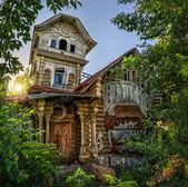 Modern abandonment — Stock Photo