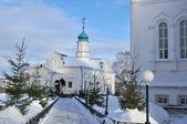 Tula, Holy Theotokos Panteleymonov Shcheglovsky monastery — Stock Photo