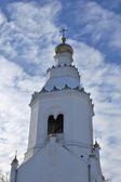 Tula, Cathedral at the Holy Theotokos Panteleymonov Shcheglovsky monastery — Stock Photo