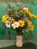 Bouquet Still Life — Stock Photo