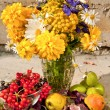 Still Life Bouquet — Stock Photo