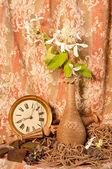 Time concept still life — Stock Photo