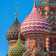 Stock Photo: St Basil's Cathedral cupola