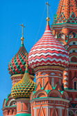 St Basil's Cathedral cupola — Stock Photo