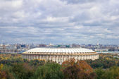 The Grand Sports Arena of the Luzhniki Olympic Complex — Stock Photo