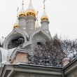 Stock Photo: Church of Saints of Diveevo Moscow
