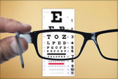 Eyeglasses — Stockfoto