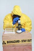 Ebola Outbreak — Stock Photo