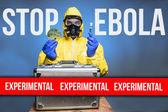 Stop Ebola — Stock Photo