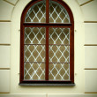 Renaissance old window — Photo