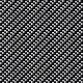 Resumen de carbono fondo transparente — Vector de stock