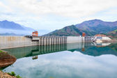 Hydroelectric powerplant — Stock Photo