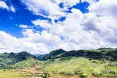 Highland landscape — Stock Photo