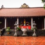 Vietnam temple — Stock Photo #30671211