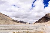базовый лагерь эвереста — Стоковое фото